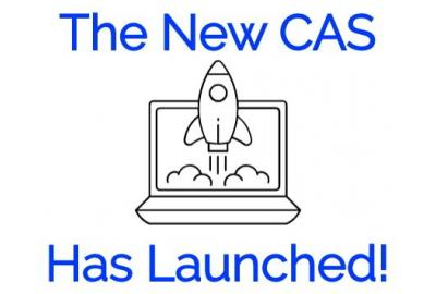 The New CAS Website Has Launched!