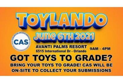 TOYLANDO JUNE 6TH 2021